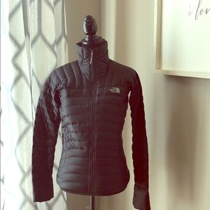North Face Summit Series puffer jacket